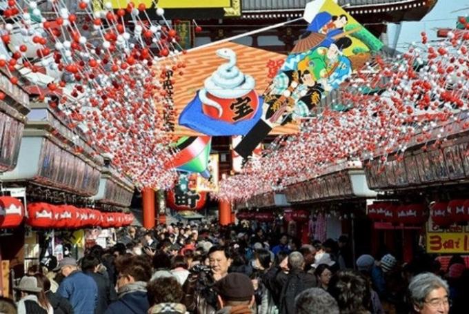Ngày nay, đa phần người dân Nhật Bản đã không còn đón Tết cổ truyền.