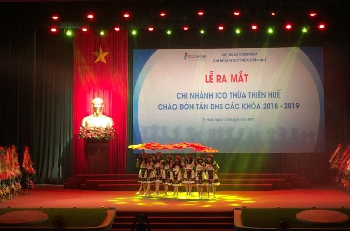 ICO tổ chức Lễ ra mắt chi nhánh và chào đón các tân du học sinh tại Huế