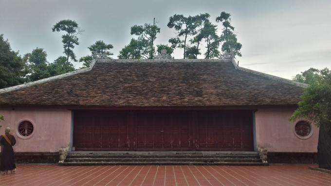 Điện Quan Âm tại chùa Thiên Mụ.