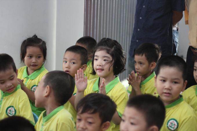 Huế: Trường Mầm Non Vĩnh Ninh tưng bừng khai giảng năm học mới
