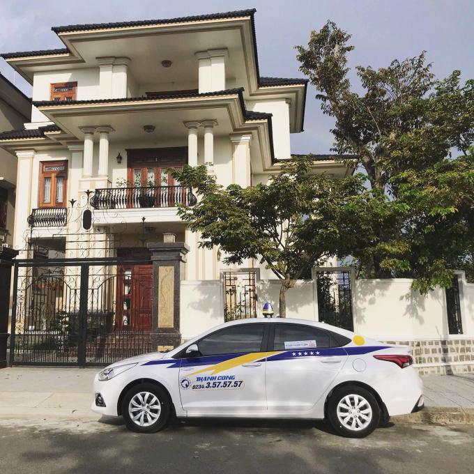 Thương hiệu Thành Công Taxi đang có hơn 3.000 đầu xe.