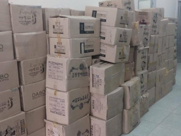 Hà Nội: Hàng loạt cơ sở bán dược phẩm, mỹ phẩm không rõ nguồn gốc