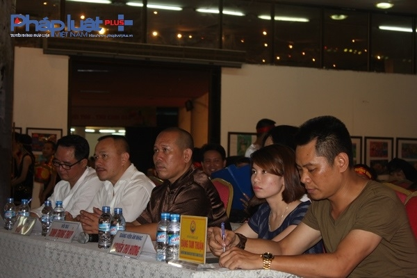 Ban giám khảo chương trình gồm các võ sư và chuyên gia có tiếng trong làng võ thuật Việt Nam.