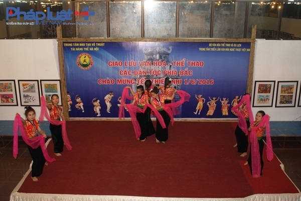 Hà Nội: Hơn 300 võ sinh tham gia giao lưu chào mừng ngày hội thiếu nhi 1/6