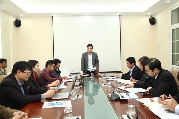 Ông Vũ Việt Văn, Phó chủ tịch UBND tỉnh phát biểu chỉ đạo tại hội nghị.