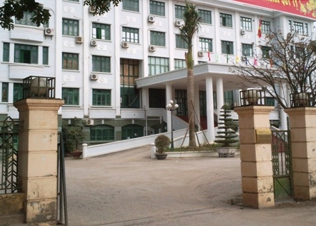 Sở GD&ĐT tỉnh Vĩnh Phúc.
