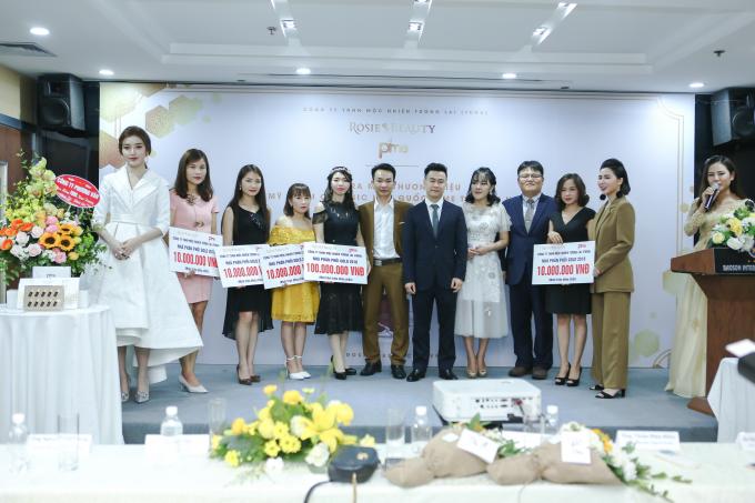 Ra mắt thương hiệu mỹ phẩm Organic Hàn Quốc Pime tại Việt Nam