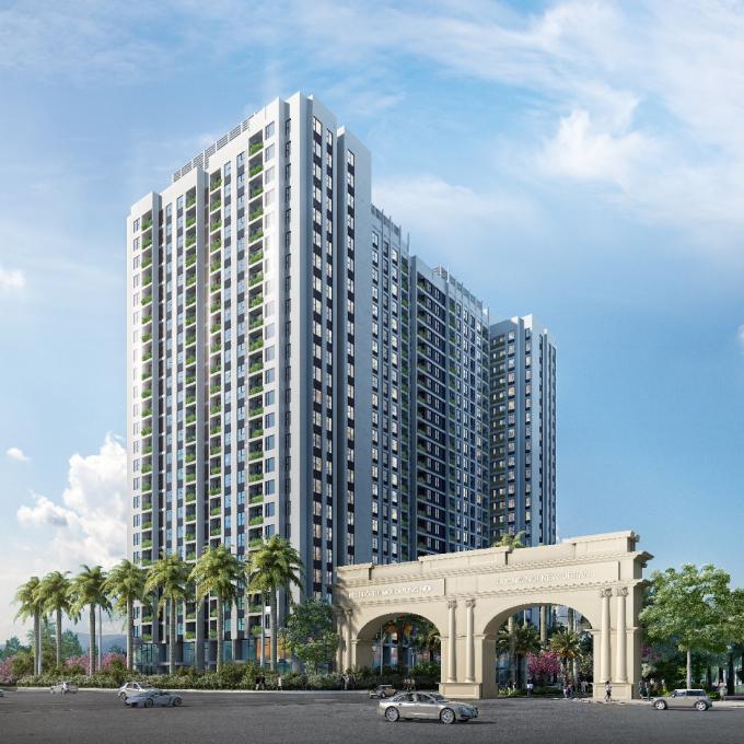 Chủ đầu tư Nam Cường cam kết trao sổ đỏ khi khách hàng ký hợp đồng mua bán dự án Anland Premium