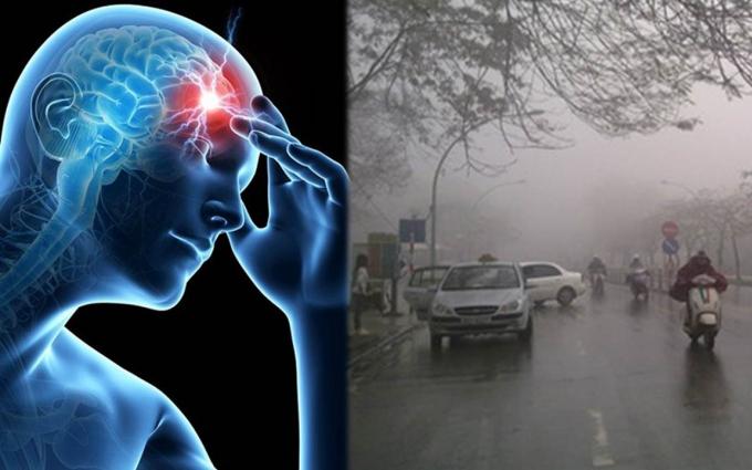 Thời tiết chuyển lạnh sâu khiến nhiều người có nguy cơ bị đột quỵ.