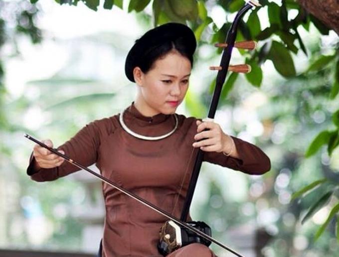 Nghệ sĩ Thu Phương đến với hát xẩm như một cái duyên