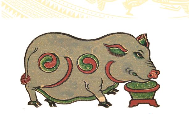 Mỗi bộ phận trên cơ thể lợn đều có tác dụng