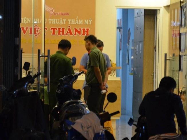 Thẩm mỹ viện Việt Thành - ảnh internet