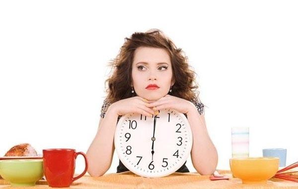 Bữa sáng được cho là bữa ăn quan trọng nhất trong ngày nhưng vẫn có rất nhiều người bỏ bữa. - Ảnh internet
