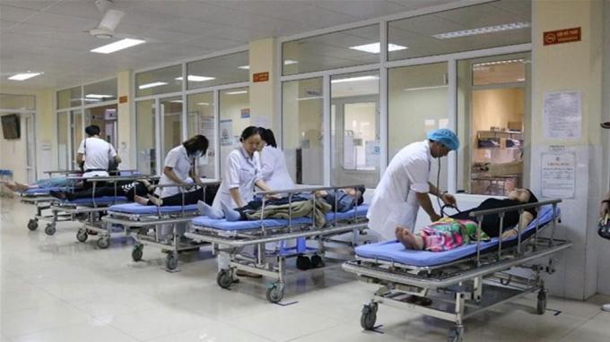 Sở Y tế Hà Nội yêu cầu các cơ sở khám bệnh, chữa bệnh duy trì thường trực 24/24 giờ - Ảnh Interntet