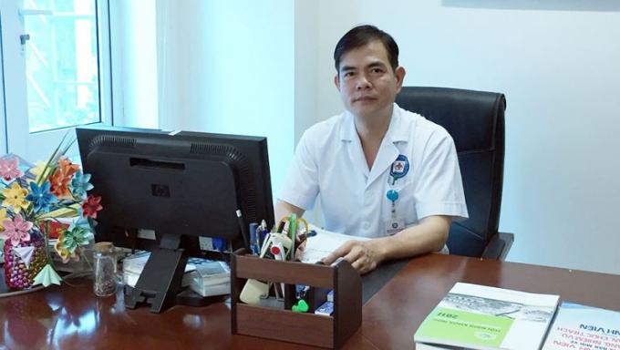 Bác sĩ CKI Phạm Vũ Thư - Giám đốc điều hành Bệnh viện Phụ sản An Thịnh