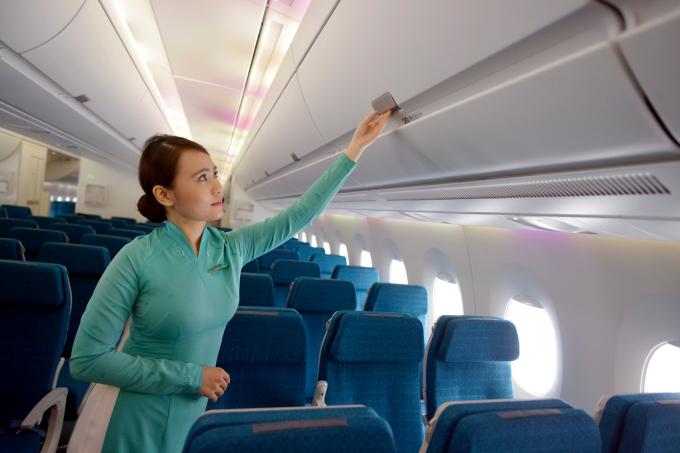 Vietnam Airlines sẽ cung ứng hơn 7,5 triệu chỗ trên các đường bay nội địa và quốc tế giai đoạn 01/06 - 31/08/2019 (Ảnh: VNA cung cấp)