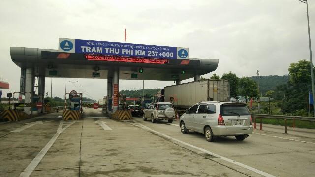 Tổng công ty Đầu tư phát triển đường cao tốc Việt Nam (VEC) đã giải đáp vấn đề về dữ liệu thu phí cao tốc Nội Bài - Lào Cai. Ảnh: VEC cung cấp.