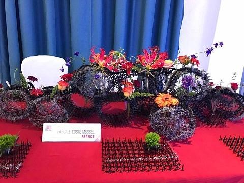 Chiêm ngưỡng những kiệt tác Hoa Nghệ thuật đẹp mê hồn tại Đà Nẵng