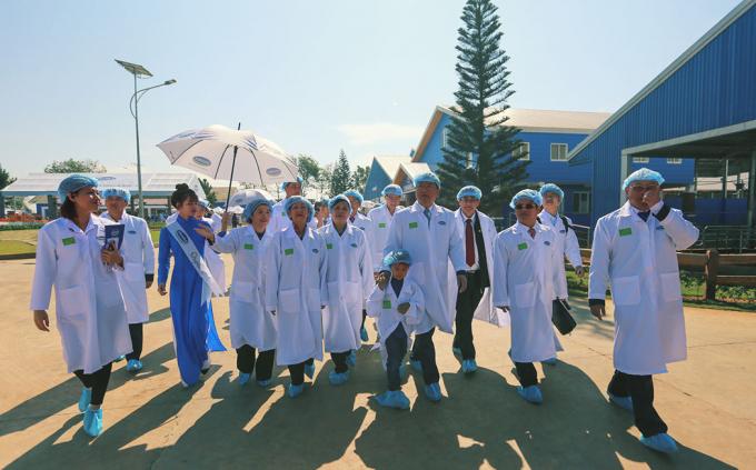Cận cảnh trang trại bò sữa Organic trên cao nguyên Lâm Đồng