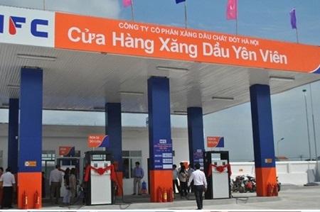 Cửa hàng xăng dầu Yên Viên, xã Yên Viên, huyện Gia Lâm, TP Hà Nội.