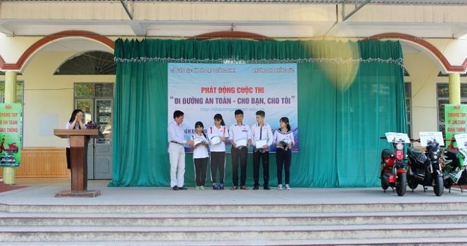 Trường THPT Hồng Đức, Quảng Ninh.