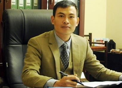 Luật sư Vi Văn Diện - Giám đốc Công ty luật Thiên Minh (Đoàn Luật sư TP Hà Nội).