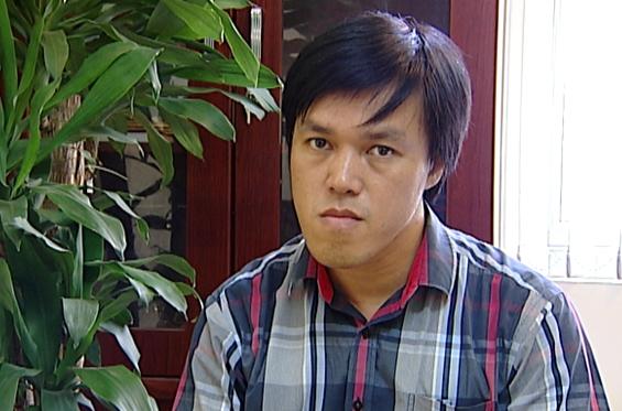 Ông Vũ Tuấn Đạt, Phó chủ tịch UBND phường Tương Mai.