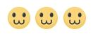 Biểu tượng mặt mèo (:3) mới.
