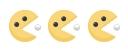 Biểu tượng Pacman (:v) mới.