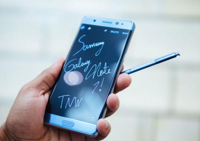 Samsung đã tạm ngừng sản xuất Galaxy Note 7. (Ảnh: Internet).