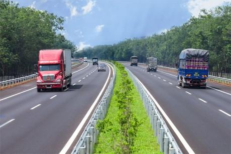 Cao tốc TP HCM - Long Thành - Dầu Giây hoàn thành (thuộc thành phần cao tốc Bắc - Nam) tăng cường kết nối giữa TP HCM với các tỉnh Đông Nam bộ, Tây Nguyên - Ảnh: VEC