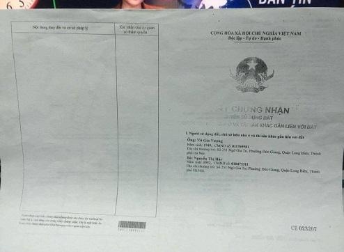Thanh tra Bộ TNMT yêu cầu Sở TNMT làm rõ vụ đất đang tranh chấp, UBND quận Long Biên vẫn cấp sổ đỏ