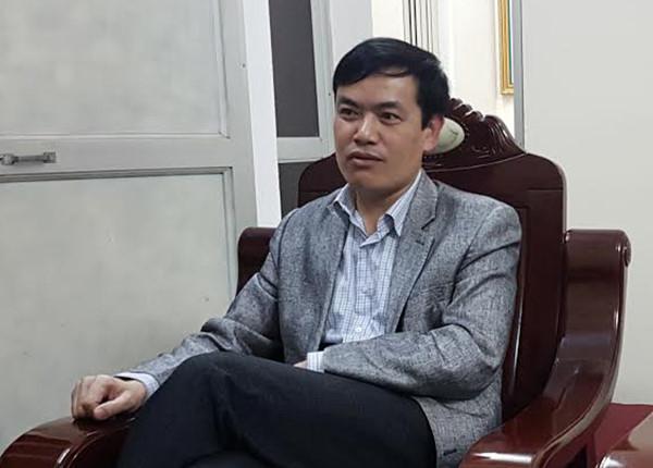 Ông Sầm Đức An - Giám đốc Sở VH-TT&DL tỉnh Cao Bằng: