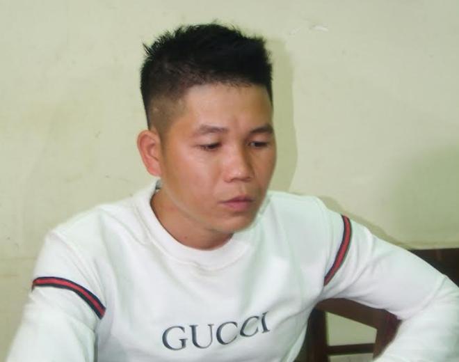 Đối tượng Nguyễn Quang Hưng.