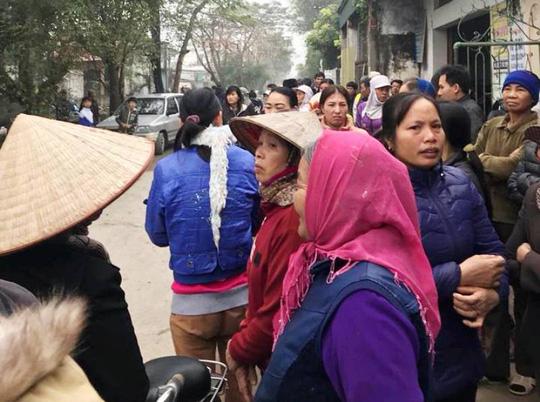 Vụ việc gây rúng động dư luận tại miền quê nghèo Nga Sơn.