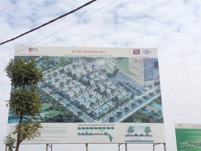 Tổng quan dự án Khai Sơn Hill.