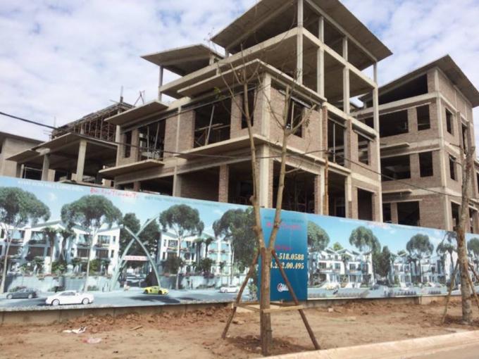 Phó Thủ tướng yêu cầu làm rõ việc cấp phép 26 biệt thự của Khai Sơn.