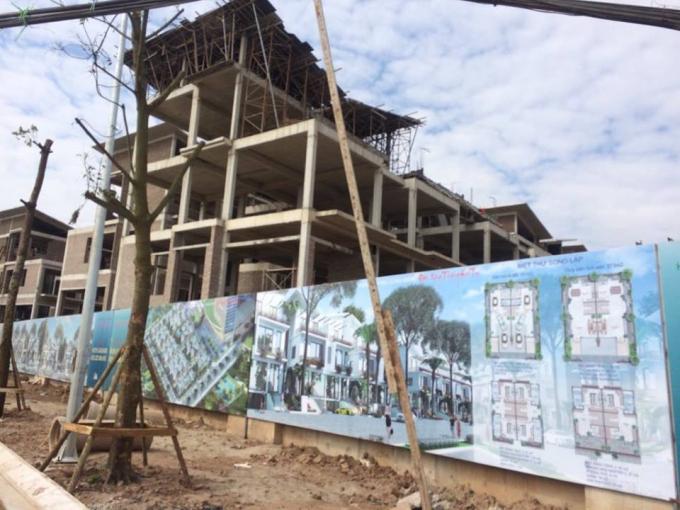 Vụ dự án Khai Sơn Hill Long Biên xây dựng không phép: Cần xử lý nghiêm những cá nhân, tổ chức để xảy ra sai phạm