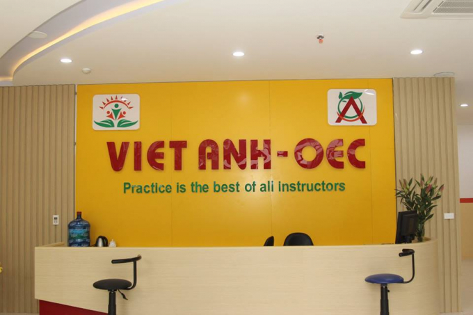 Trường mầm non quốc tế Việt Anh ngang nhiên hoạt động chui, tuyển sinh trái quy định.