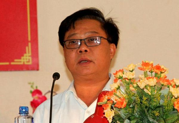 Ông Phạm Văn Thủy, Phó chủ tịch UBND tỉnh Sơn La.