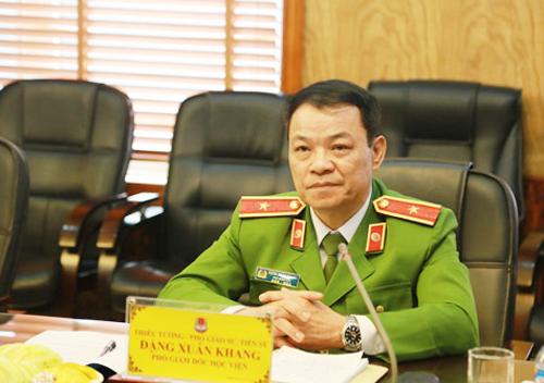 Thiếu tướng Đặng Xuân Khang