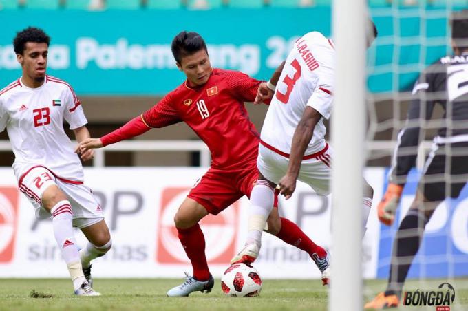 uang Hải khẳng định nếu có cơ hội cũng muốn thử sức thi đấu ở nước ngoài. (Ảnh: Huy Hùng - Báo Bóng đá).
