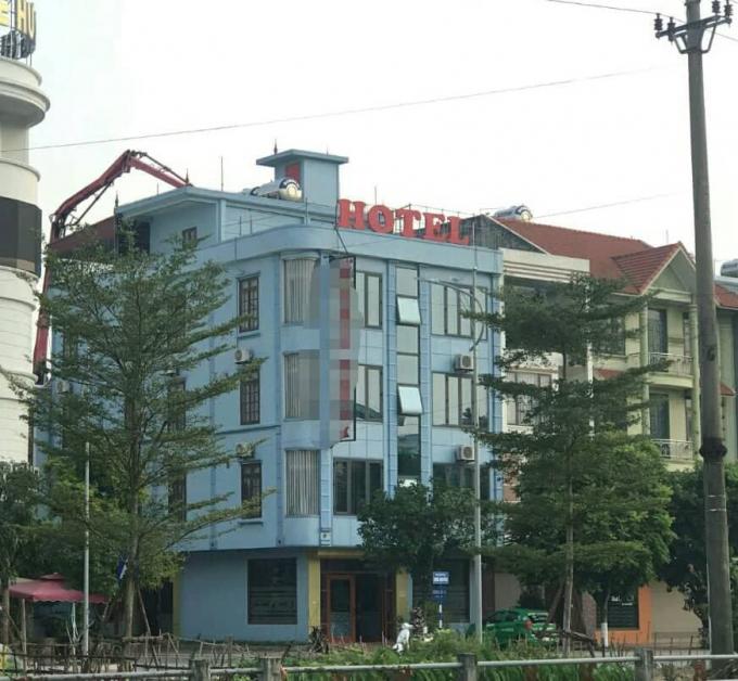 Khách sạn nơi cơ quan công an trích xuất camera tìm bằng chứng phạm tội