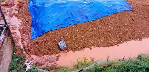UBND huyện Sóc Sơn hồi âm vụ Công ty TNHH sản phẩm Sắc Màu
