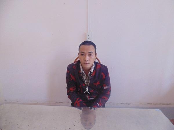 Đối tượng Hoàng Văn Bình đã dùng gậy vụt chết bố đẻ.