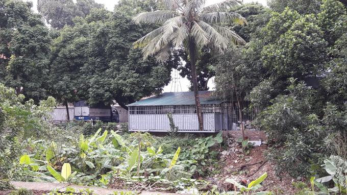 Hàng loạt công trình lấn chiếm sông Đào mà không bị chính quyền địa phương xử lý gây bức xúc trong quần chúng nhân dân.