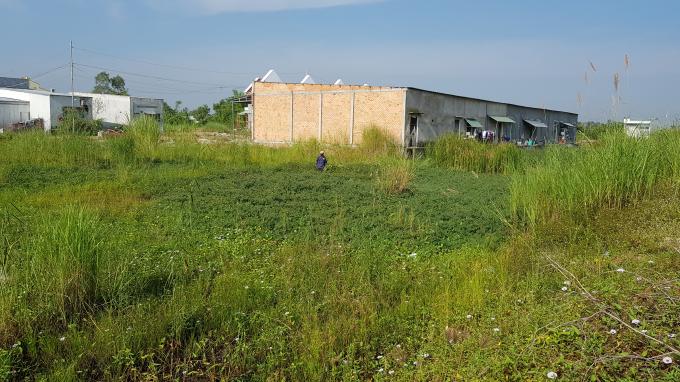 Dự án đang gặp nhiều khó khăn vì việc sang nhượng đất thuộc dự án sai quy định?