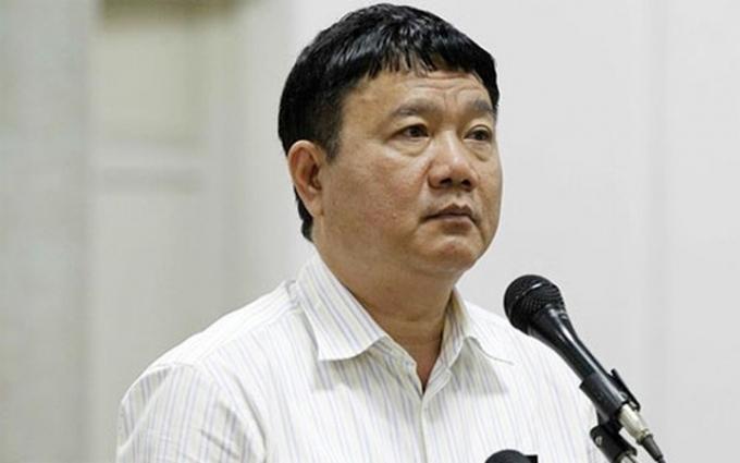 """Ông Đinh La Thăng vừa bị khởi tố thêm tộiVi phạm quy định về đầu tư công trình xây dựng gây hậu quả nghiêm trọng"""" xảy ra tại Công ty cổ phần Hóa dầu và Nhiên liệu sinh học Dầu khí (vụ án Ethanol Phú Thọ)"""