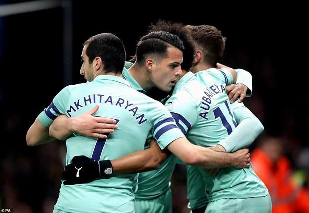 Arsenal đã giành trọn 3 điểm khi có chiến thắng 1-0 trong chuyến làm khách trên sân Vicarage Road của Watford.