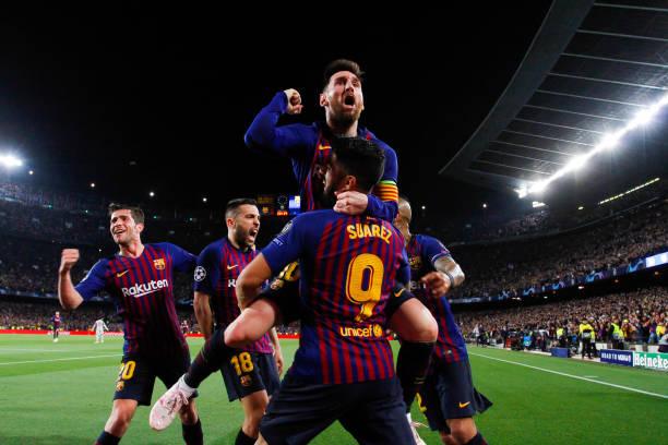 Thiên tài Messi đập tan hy vọng của Liverpool
